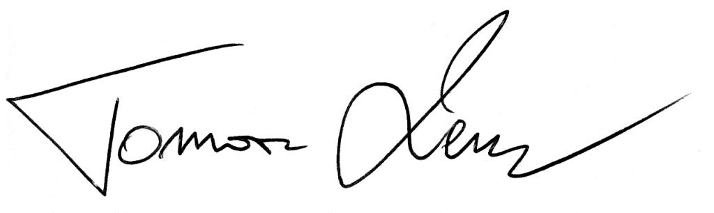 podpis TL